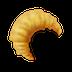 Croissant Emoji Image