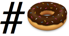 Hash Donut