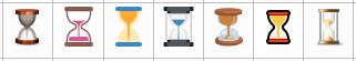 [hourglasses]