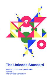 Unicode 12.0 POD image