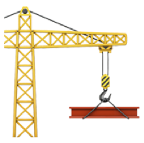 [crane image]