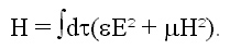 integral equation in H
